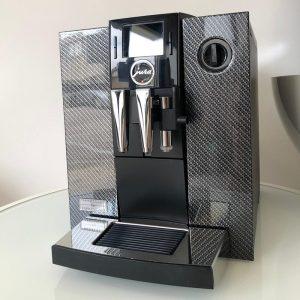מכונת קפה מחודשת Jura F8 Speziale Carbon