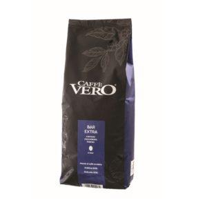 """1 ק""""ג פולי קפה Caffe Vero BLUE"""