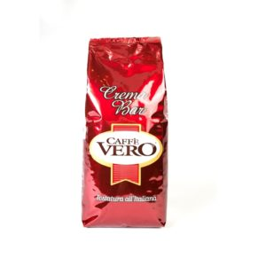 "1 ק""ג פולי קפה Caffe Vero RED"