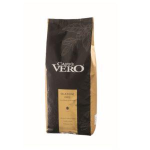 """1 ק""""ג פולי קפה Caffe Vero GOLD"""