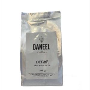קפה נטול קפאין DANEEL