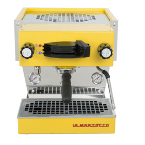 La Marzocco Linea Mini צבע צהוב